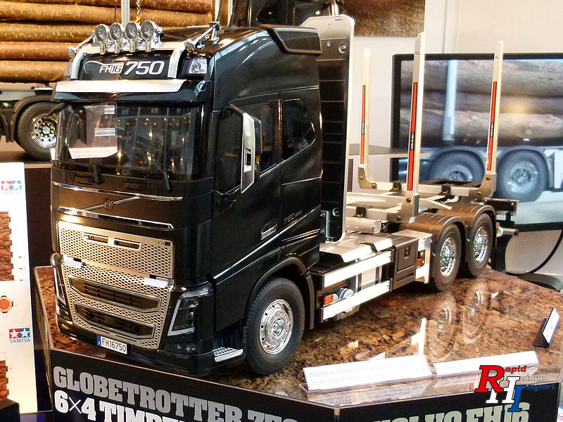 56360 1/14 RC Volvo FH16 Timber Truck Kit