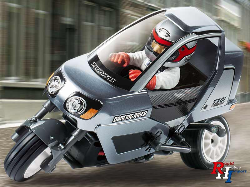 1/8 Dancing Rider Trike T3-01