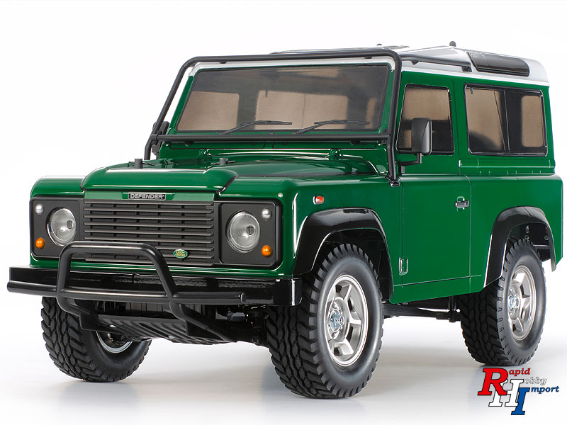1:10 Land Rover Defender 90 CC-01