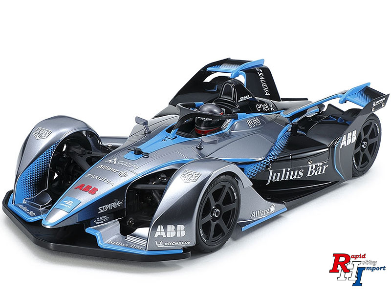 Tamiya 58681  TC-01 Chassis 1/10 Formula E Gen2 with certificate