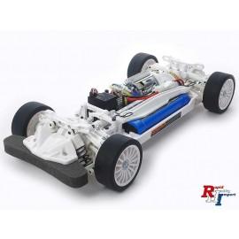 1:10 TT-02 Chassis kit White