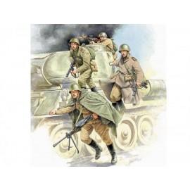 1/35 Soviet Tank Infantry WWII WA