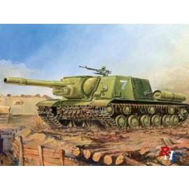 786207 1:100 Soviet Self-Propelled Gun