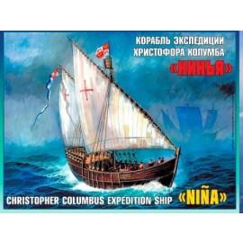 789005 1/100 Caravel 'Nina'