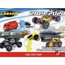 990209 Carson Katalog DE/EN 2019/2020