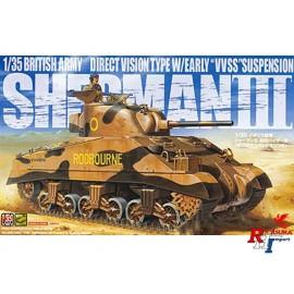 501035017, 1/35 British SHERMAN 3 VVSS-