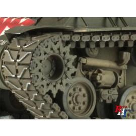 501135035, 1/35 M4 HVSS-Aufhängung Set
