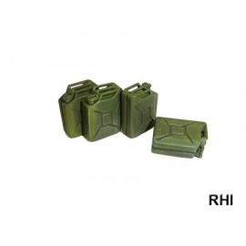 501135039, 1/35 WWII Kanister Set