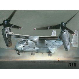 2622, 1/48 IT V-22 OSPREY Tilt Rotor