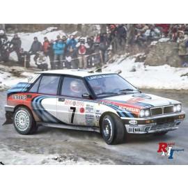 3658 1/24 Lancia HF Integrale