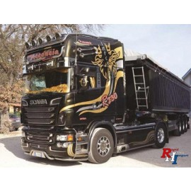 3883 1/24 Scania R730 V8 Topline