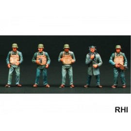 5607, 1/35 Figuren-Set Schnellboot Crew