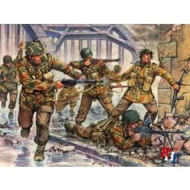 6034 1:72 Britische Fallschirmjäger