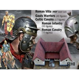 6115, 1/72 PAX Romana Battle Set