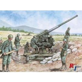 6122 1:72 Ital. 90/53 Geschütz mit