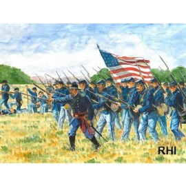 6177, 1/72 Union Infantry (Amer. Civil