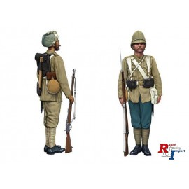 6187 1/72 British Infantry and Sepoys