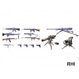 6421, 1/35 Militair-set moderne wapens