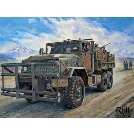 6513, 1/35 M923 Hillbilly Gun Truck