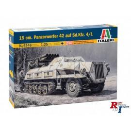 6546 1/35 Panzerwerfer 42 Maultier