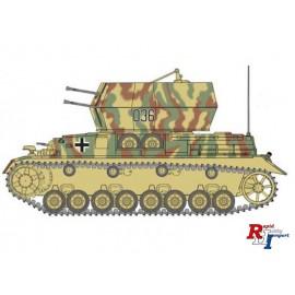 7074 1/72 Flakpanzer IV 'Wirbelwind'