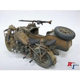 7403 1/9 BMW R75 German Milit.Motorcycle