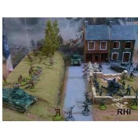6118, 1/72 WWII Battle Set: Battle of