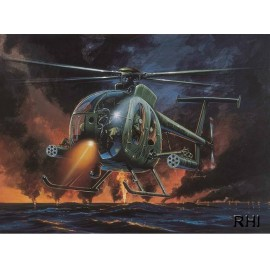 0017 1/72 AH-6 Night Fox