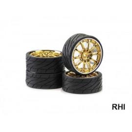 552110074, Tire & Rim LP worm gold