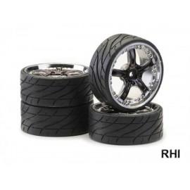 552110080, Tire & Rim Set LP