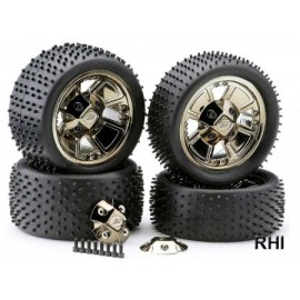 552110091, Tire & Rim Set Buggy