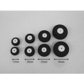 Micro Räder 20mm