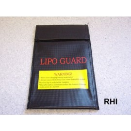 Lipo Safety bag small 13 x22cm