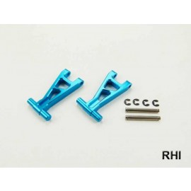 Alloy Rear Upper Arm / (2) for TT02
