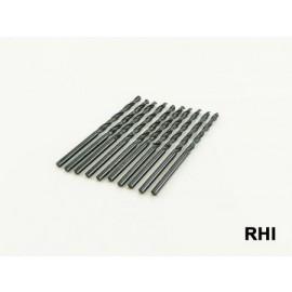 Twist drill HSS-R 2,5mm (10)