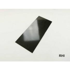Carbon Fiber Platte 150x500x1mm