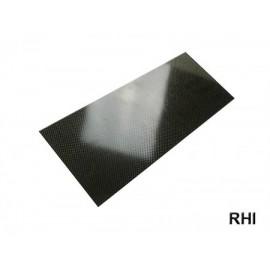 Carbon Fiber Platte 350x150x2,0mm