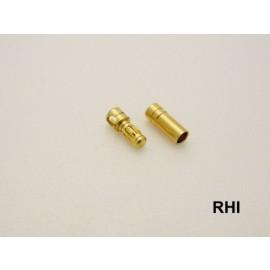 830217, Goudstekkers 3,5mm 1paar