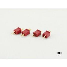 830234, Mini Lipo-stekker 2paar