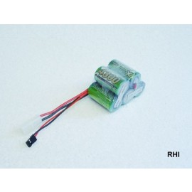 934305-127,  X-Cell 4,3Ah 6,0V JR/Tamiya