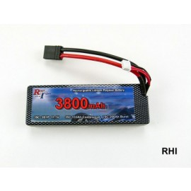 Hardcase Car Lipo 11,1V 3800mAh 35C TRX-