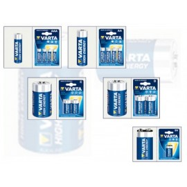 AAA. Alkali battery  4er Blister