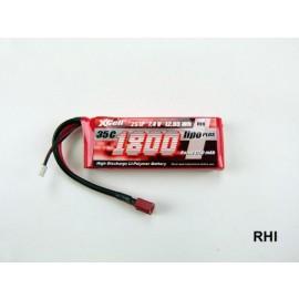 Lipo Cracker 11,1V 1800mAh 35C 3S