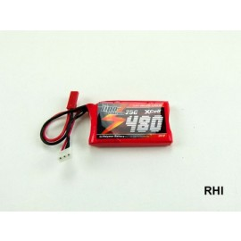 Lipo Cracker 7,4V 480mAh 25C 2S