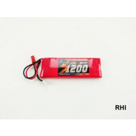 Lipo Cracker 7,4V 1200mAh 25C 2S