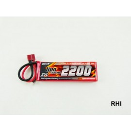Lipo Cracker 7,4V 2200mAh 25C 2S