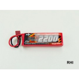 Lipo Cracker 11,1V 2200mAh 25C 3S