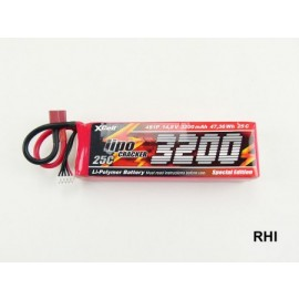 Lipo Cracker 11,1V 3200mAh 25C 4S