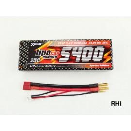 Lipo Cracker 7,4V 5400mAh 25C 2S