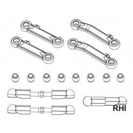 105328, X10N Full turnbuckle set (7)